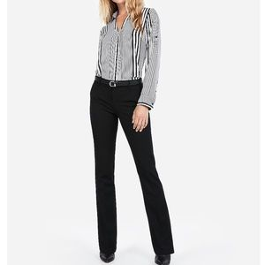 Express women's black pants